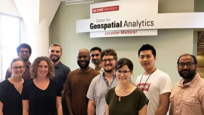 GA PhD Students 2018